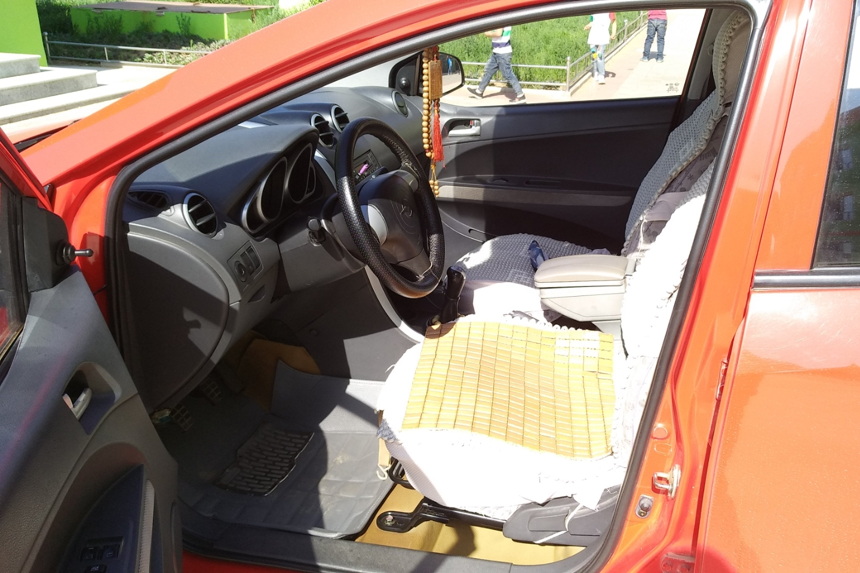 海马-丘比特 2011款 1.3l 手动标准型