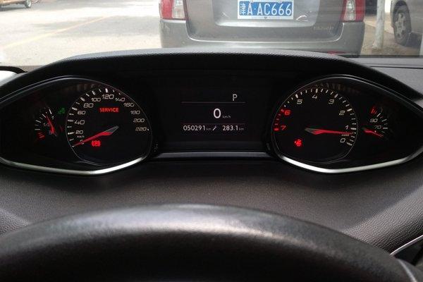 标致-标致308s 2015款 1.6t 自动睿驰版