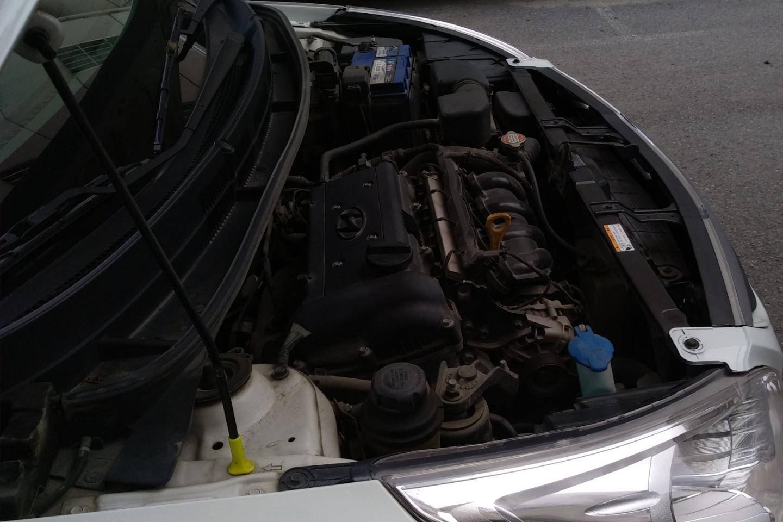 现代-瑞纳 2010款 三厢 1.4l 手动舒适型gs