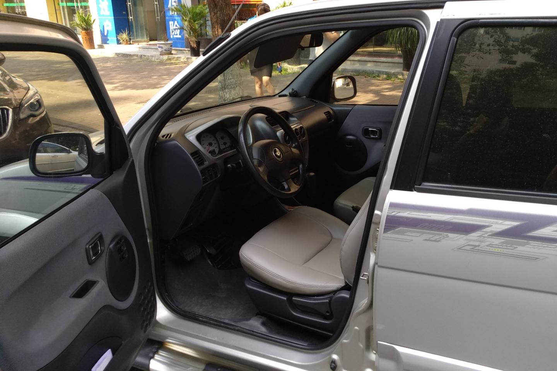 丰田-特锐 2004款 1.3l 自动两驱豪华型
