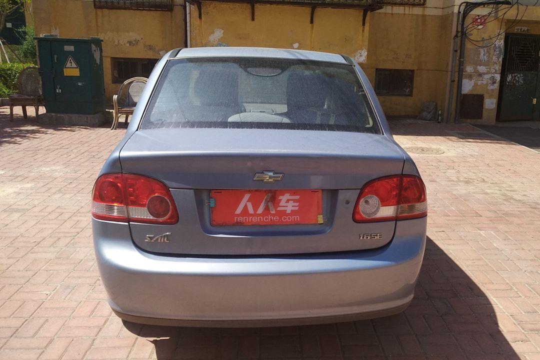 雪佛兰-赛欧 2005款 sedan 1.6 se mt