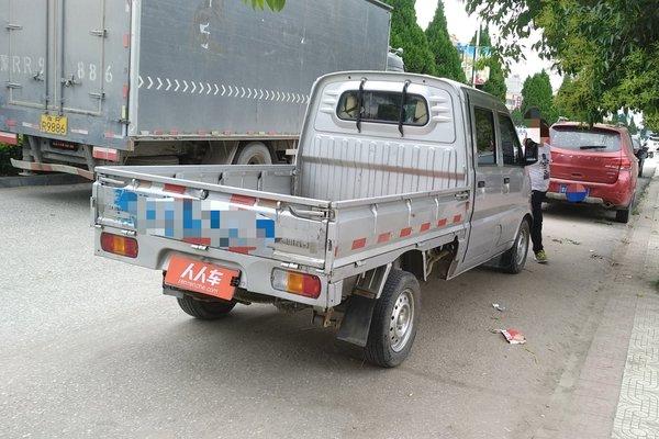 北京二手车出售标致汽车五菱汽车五菱小卡车灯-五菱荣光小卡2012换五菱307刹荣光图片