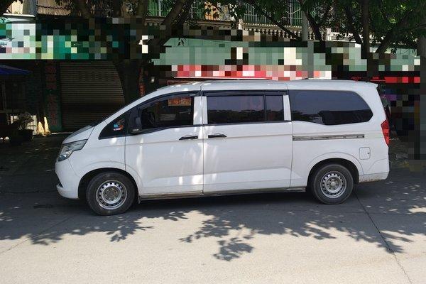 五菱汽车-五菱征程 2015款 1.5l舒适型l3c(改装天然气)图片