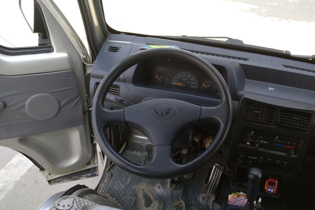 五菱汽车-五菱兴旺 1.0l 2009款lzw6358e3-经济型图片