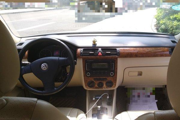 大众-宝来 2008款 1.6l 自动舒适型