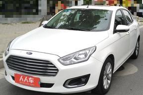 南陽二手福特-福睿斯 2015款 1.5L 手動時尚型