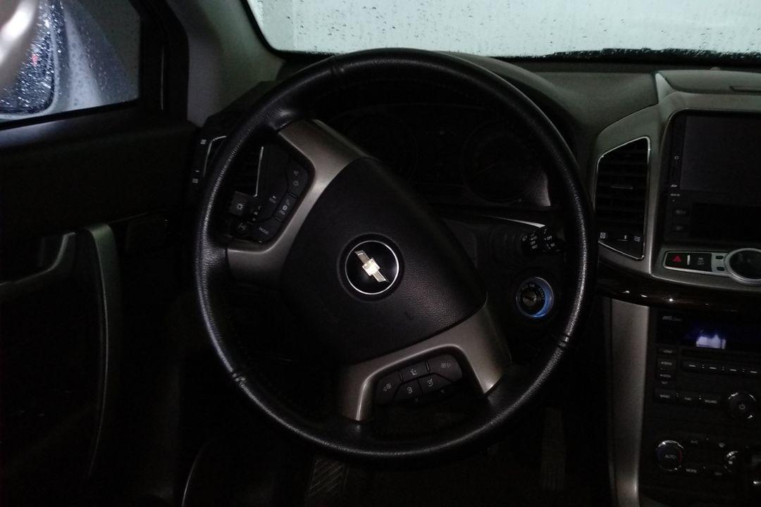 雪佛兰-科帕奇 2014款 2.4l 四驱旗舰版 7座
