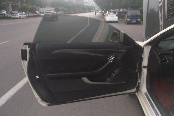 凯迪拉克-cts(进口) 2012款 3.6l coupe