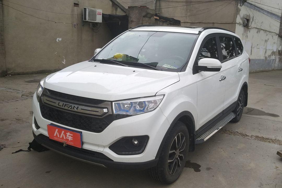 北京二手车出售  力帆汽车 迈威 力帆汽车-迈威 2016款 1.