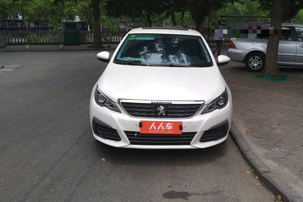 北京二手车出售  标致 标致308 标致-308 2018款 1.