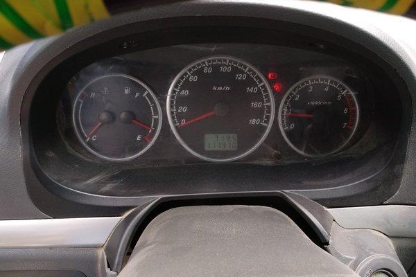 福田-风景 2012款 2.0l快运经典型长轴版486eqv4