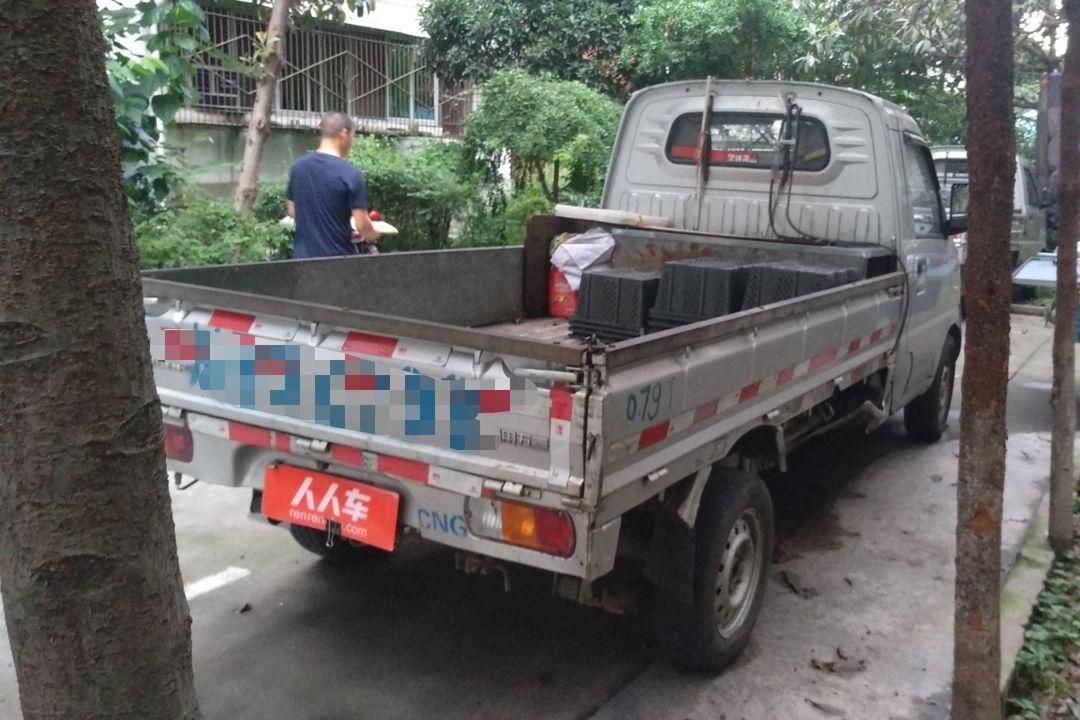 五菱汽车-五菱荣光小卡 2012款 1.2l 单排(改装天然气)