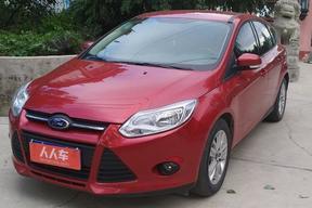 北京二手福特-福克斯 2012款 兩廂 1.6L 自動舒適型