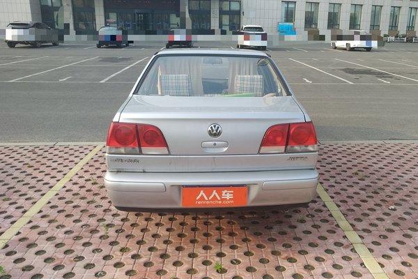辽阳二手捷达 2008款 cix-p伙伴型