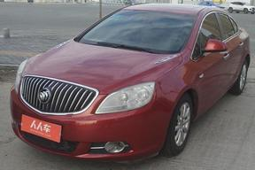蘭州二手別克-英朗 2012款 GT 1.6L 手動舒適版