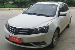 新鄉二手吉利汽車-帝豪 2016款 三廂 1.5L 手動向上版