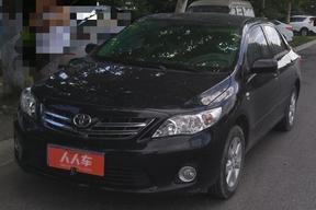 臨沂二手豐田-卡羅拉 2011款 1.6L 手動GL