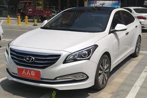 榆林二手現代-名圖 2014款 1.8L 自動尊貴型DLX(改裝天然氣)