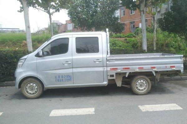 车出售北京二手长安格式北京二手宝马星卡长安商用-长安星卡2015长安7系v格式无损商用图片