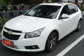 寧波二手雪佛蘭-科魯茲 2013款 掀背 1.6L 自動豪華型