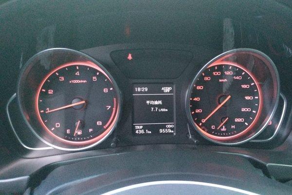 5t 手动尊享型 发布时间:2018-08-04 18:57:35  仪表盘 :   表显行驶