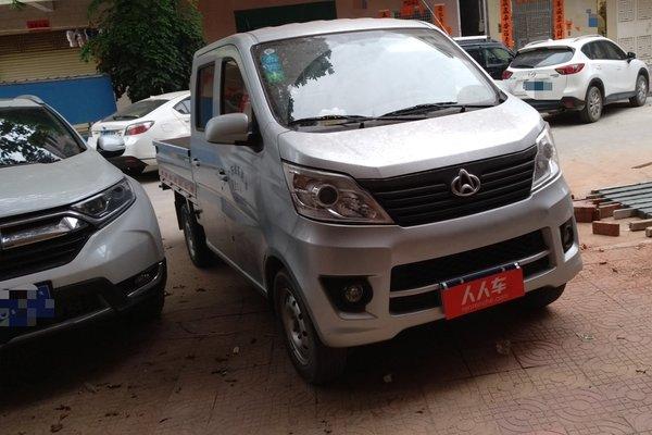 车出售北京二手长胺尚北京二手长安星卡长安汽车-长安星卡2015观致5月销量商用怎么样图片