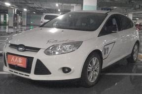 東營二手福特-福克斯 2012款 兩廂 1.6L 手動舒適型