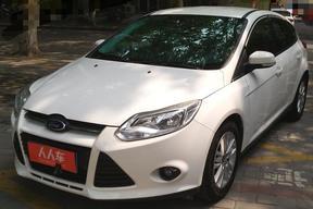 徐州二手福特-福克斯 2012款 兩廂 1.6L 自動舒適型