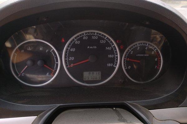 天津二手福田风景 2014款 2.0l快运标准型长轴版高顶486eqv4