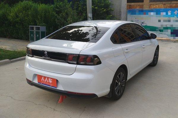 北京二手车出售  北京二手标致 北京二手标致308 标致-308 2018款 1.