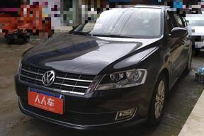 揚州二手大眾-朗逸 2013款 改款經典 1.6L 自動舒適版
