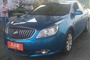 德陽二手別克-英朗 2012款 GT 1.6L 手動進取版