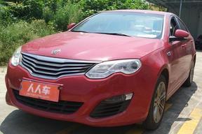 綿陽二手榮威-550 2013款 550D 1.8T 自動品臻版