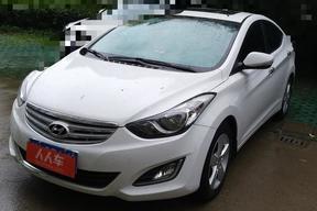 揚州二手現代-朗動 2013款 1.6L 自動領先型
