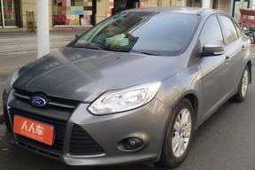 湘潭二手福特-福克斯 2012款 三廂 1.6L 自動舒適型