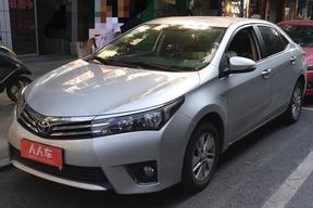 宜賓二手豐田-卡羅拉 2014款 1.6L 手動GL