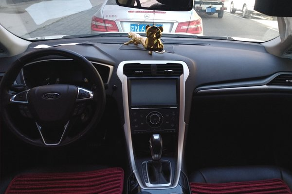绵阳二手蒙迪欧 2013款 1.5l gtdi180时尚型图片
