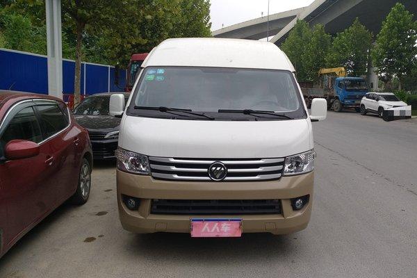 郑州二手风景g9 2017款 2.4l汽油商运版长轴5-9座4g69
