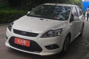 菏澤二手福特-福克斯 2013款 兩廂經典 1.8L 手動時尚型