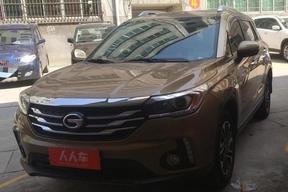 咸陽二手廣汽傳祺-GS4 2015款 200T G-DCT精英版