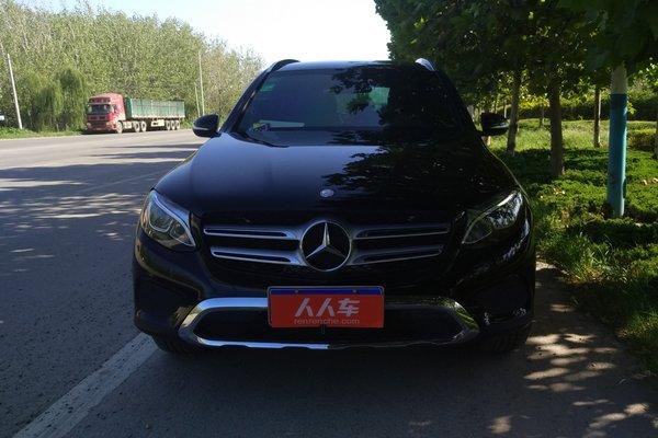 北京二手车奔驰北京二手下来北京二手出售glc奔驰-glc2016款glc撼路者油耗怎么降奔驰图片