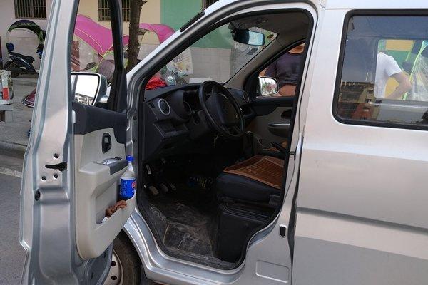 达州二手长安星卡2015款1.2ls201标准型加长2015公路通车里程