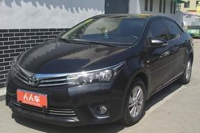 棗莊二手豐田-卡羅拉 2014款 1.6L CVT GL-i