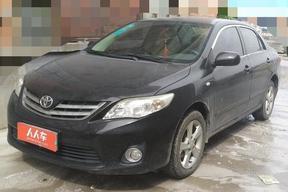 營口二手豐田-卡羅拉 2011款 1.8L CVT GL-i紀念版