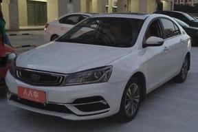 桂林二手吉利汽車-帝豪 2018款 1.5L 手動向上互聯版