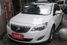 南昌二手別克-英朗 2013款 XT 1.6L 自動時尚版