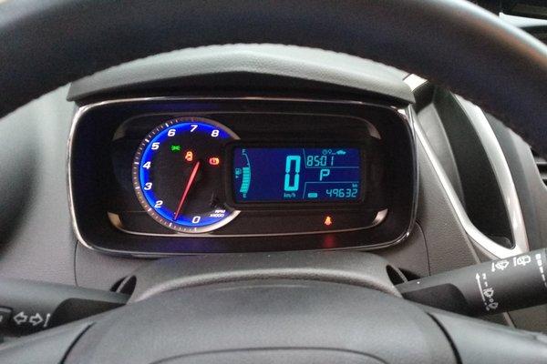 重庆二手创酷 2014款 1.4t 自动两驱豪华型