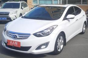 錦州二手現代-朗動 2012款 1.6L 自動領先型
