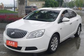 南充二手別克-英朗 2013款 GT 1.6L 自動舒適版