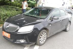 金華二手別克-英朗 2013款 GT 1.6L 自動時尚版